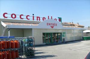 Marché Coccinelle