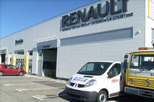 Renault Courtine